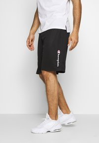 Champion - ROCHESTER ATHLEISURE - Sports shorts - black - 0