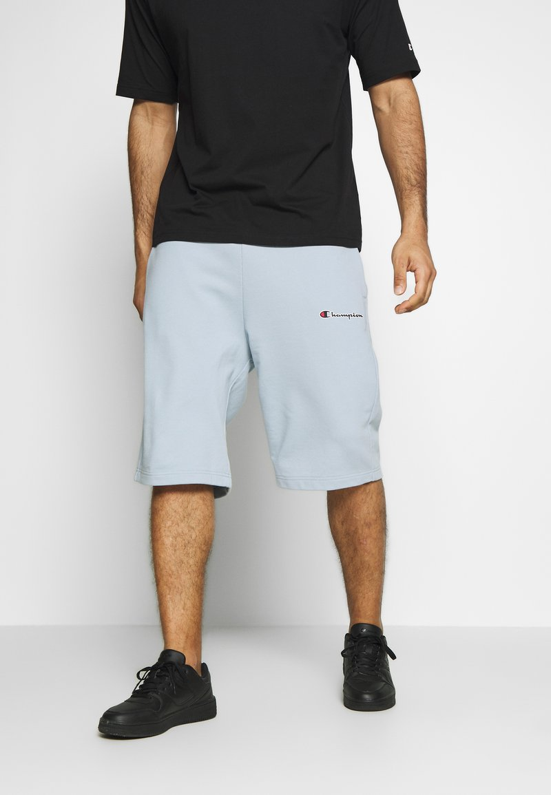 Champion - ROCHESTER BERMUDA - Urheilushortsit - light blue