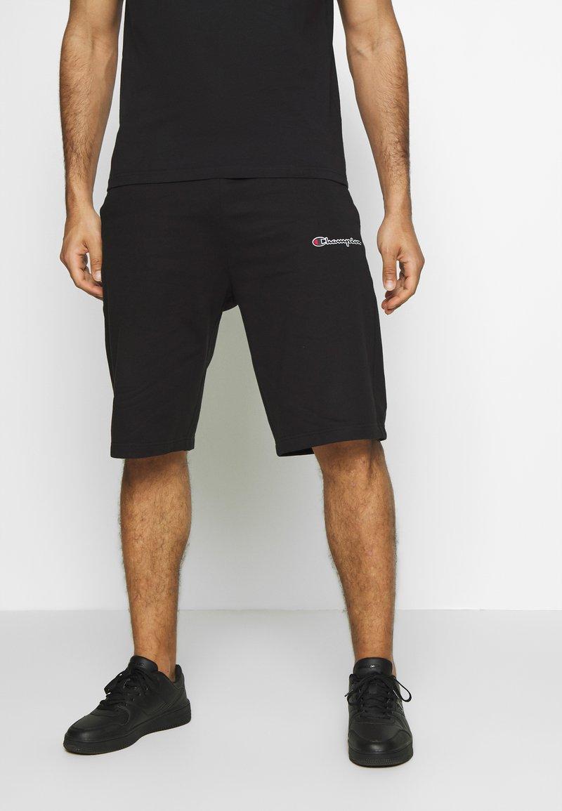Champion - ROCHESTER BERMUDA - Sports shorts - black