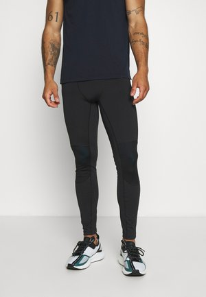 GET ON TRACK - Tights - black