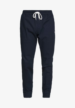 ROCHESTER ELASTIC CUFF PANTS - Pantalon de survêtement - dark blue