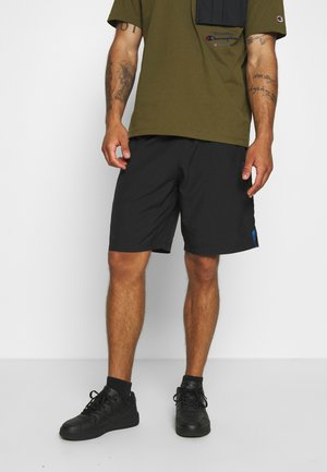 GET ON TRACK SHORT - kurze Sporthose - black
