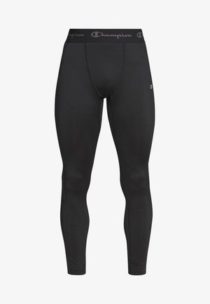 TRAIN  - Legginsy - black