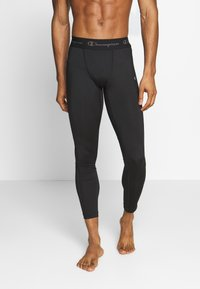 Champion - TRAIN  - Leggings - black - 0