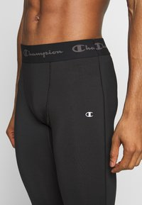 Champion - TRAIN  - Leggings - black - 6