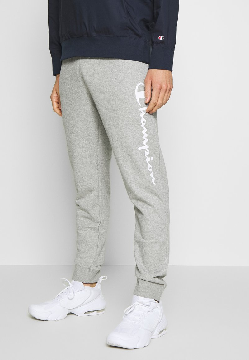 Champion - CUFF PANTS - Spodnie treningowe - grey