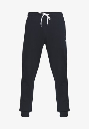 CUFF PANTS - Tracksuit bottoms - navy