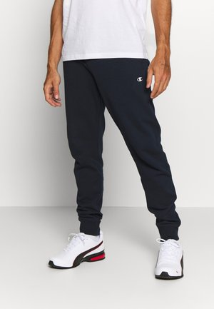 CUFF PANTS - Pantalon de survêtement - navy