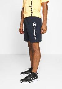 Champion - BERMUDA - Pantaloncini sportivi - dark blue - 0