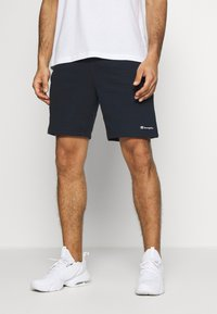 Champion - BERMUDA - Sports shorts - dark blue - 0