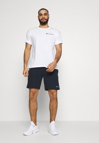 Champion - BERMUDA - Sports shorts - dark blue - 1