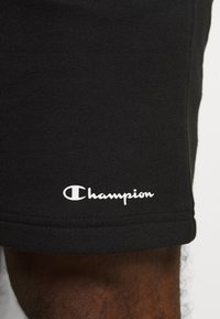 Champion - BERMUDA - Pantaloncini sportivi - black - 4
