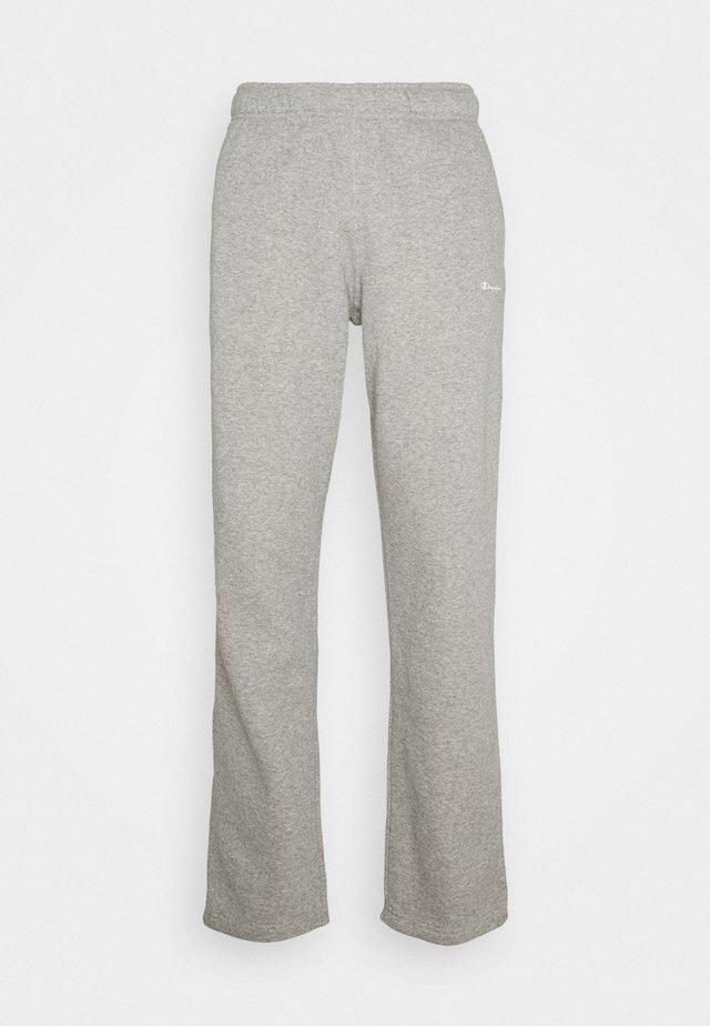 LEGACY STRAIGHT ANTS - Træningsbukser - mottled grey