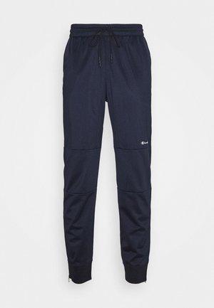 LEGACY CUFF PANTS - Joggebukse - dark blue