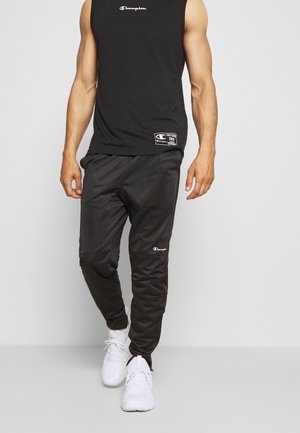 LEGACY CUFF PANTS - Spodnie treningowe - black