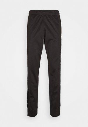 LEGACY TAPE CUFF PANTS - Pantalon de survêtement - black