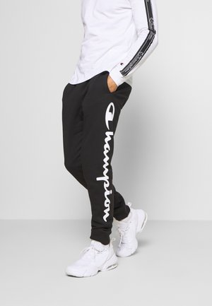 LEGACY CUFF PANTS - Tracksuit bottoms - black/grey