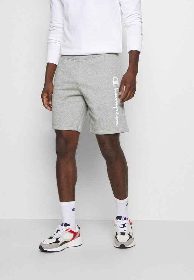 LEGACY BERMUDA - Sports shorts - grey melange