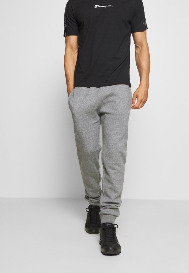 LEGACY CUFF PANTS - Tracksuit bottoms - mottled light grey