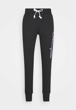 ROCHESTER CUFF PANTS - Spodnie treningowe - black
