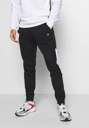 LEGACY MODULAR BLOCKING CUFF PANTS - Verryttelyhousut - black