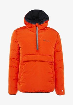 HOODED JACKET ANORAK - Winterjas - orange