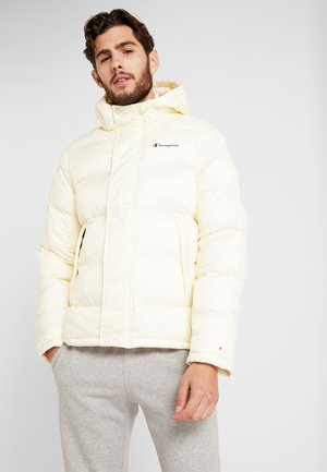 HOODED JACKET - Veste d'hiver - off-white