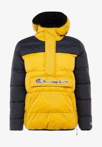 Champion - HALF ZIP JACKET - Winterjas - mustard yellow - 4