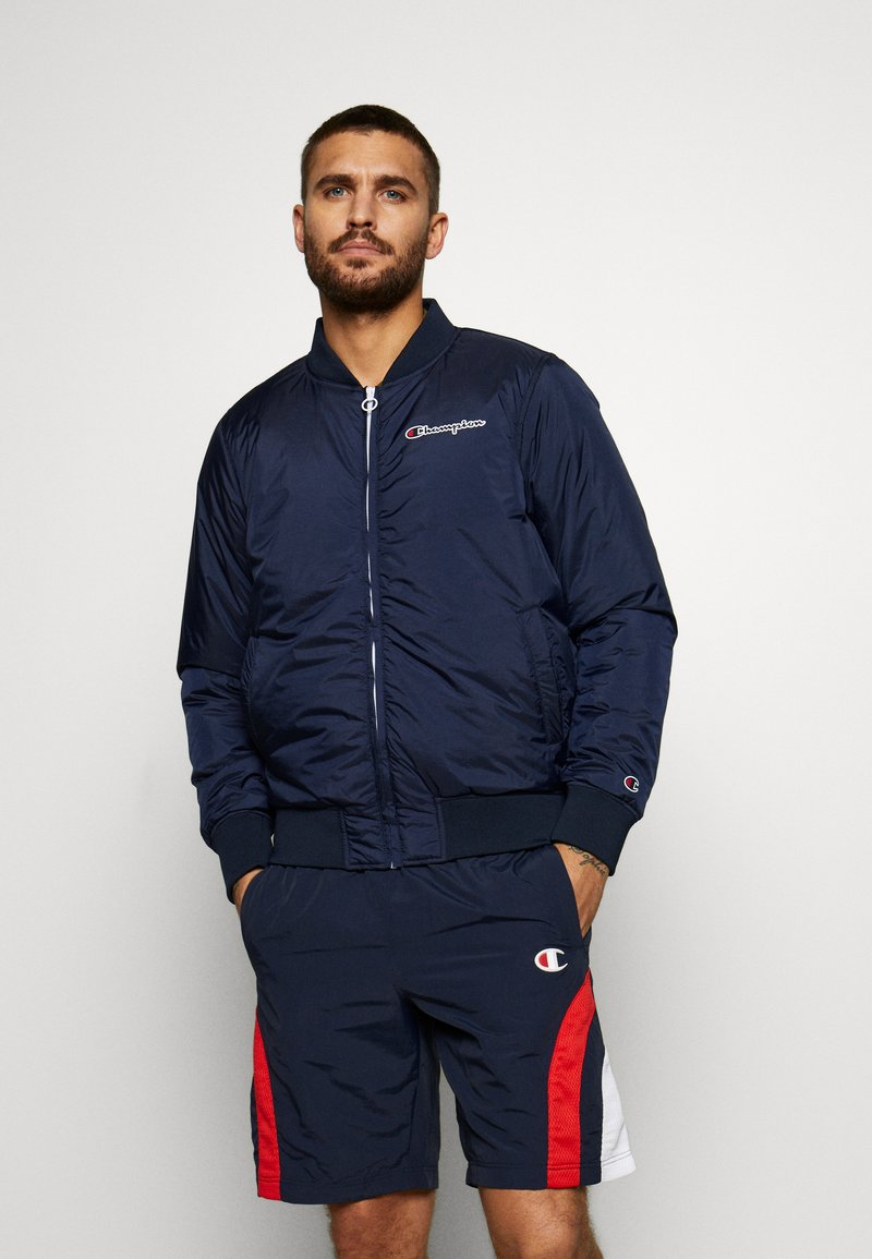 Champion - ROCHESTER - Blouson - dark blue