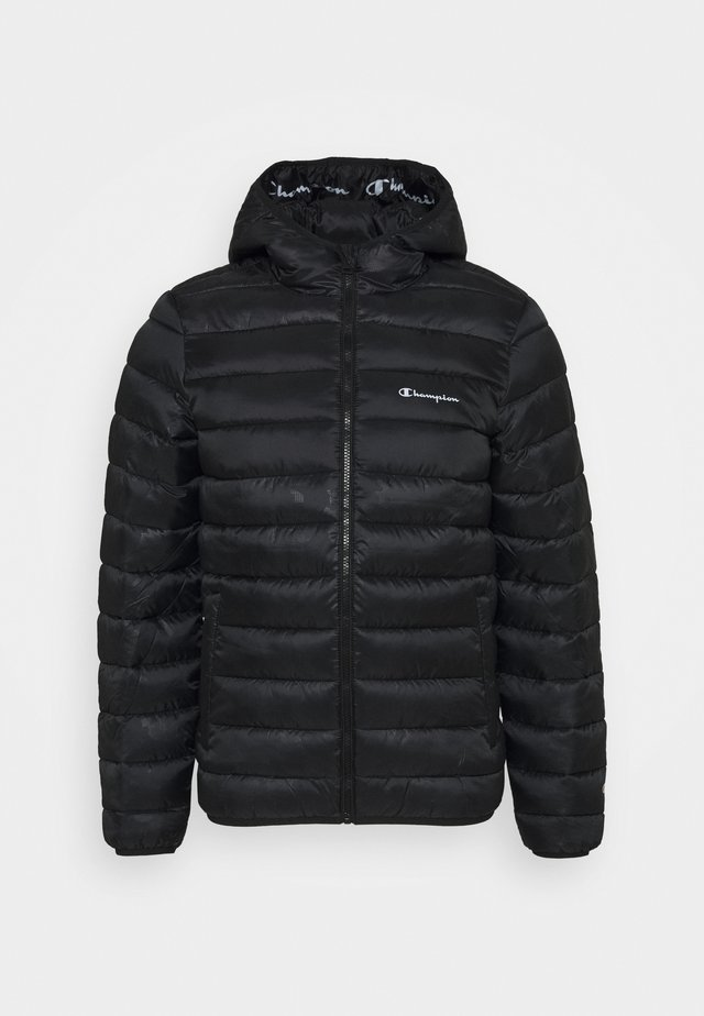 LEGACY HOODED JACKET - Trainingsjacke - black
