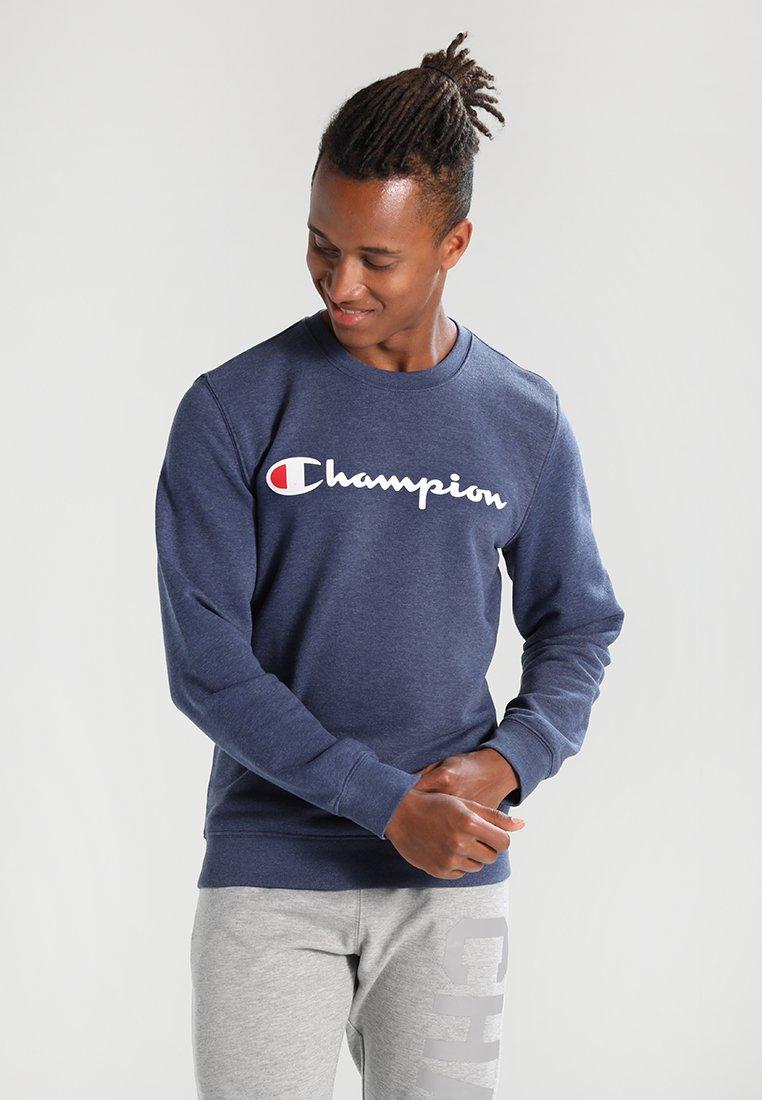 Champion - CREWNECK  - Sweatshirt - dark blue
