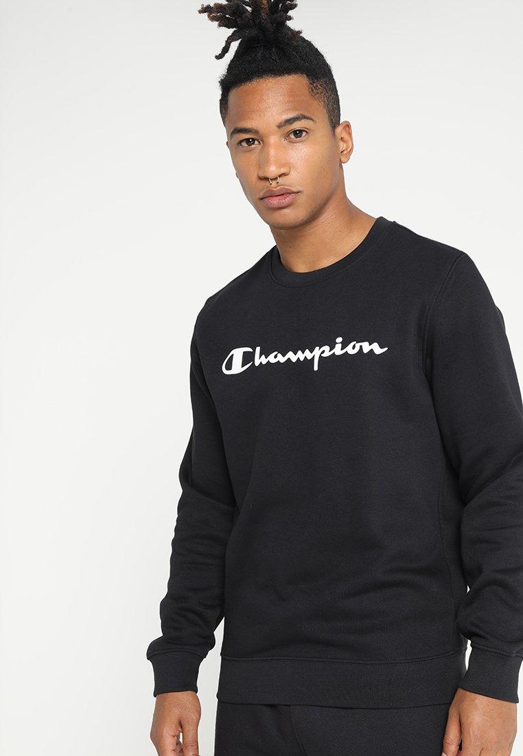 Champion - CREWNECK - Sweater - black