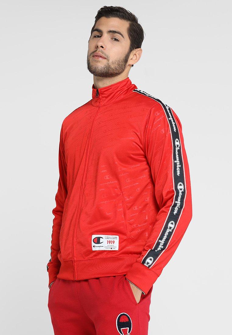 Champion - FULL ZIP - Giacca sportiva - red