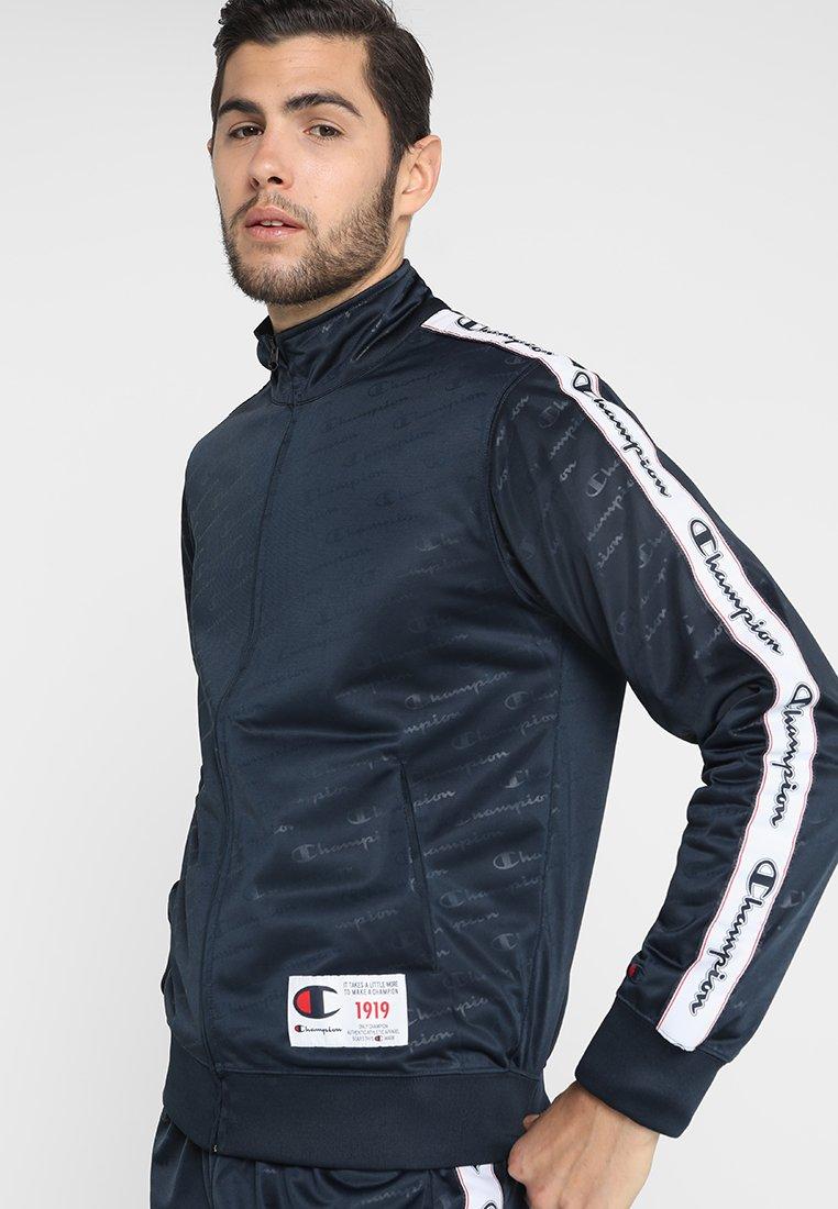 Champion - FULL ZIP - Training jacket - navy
