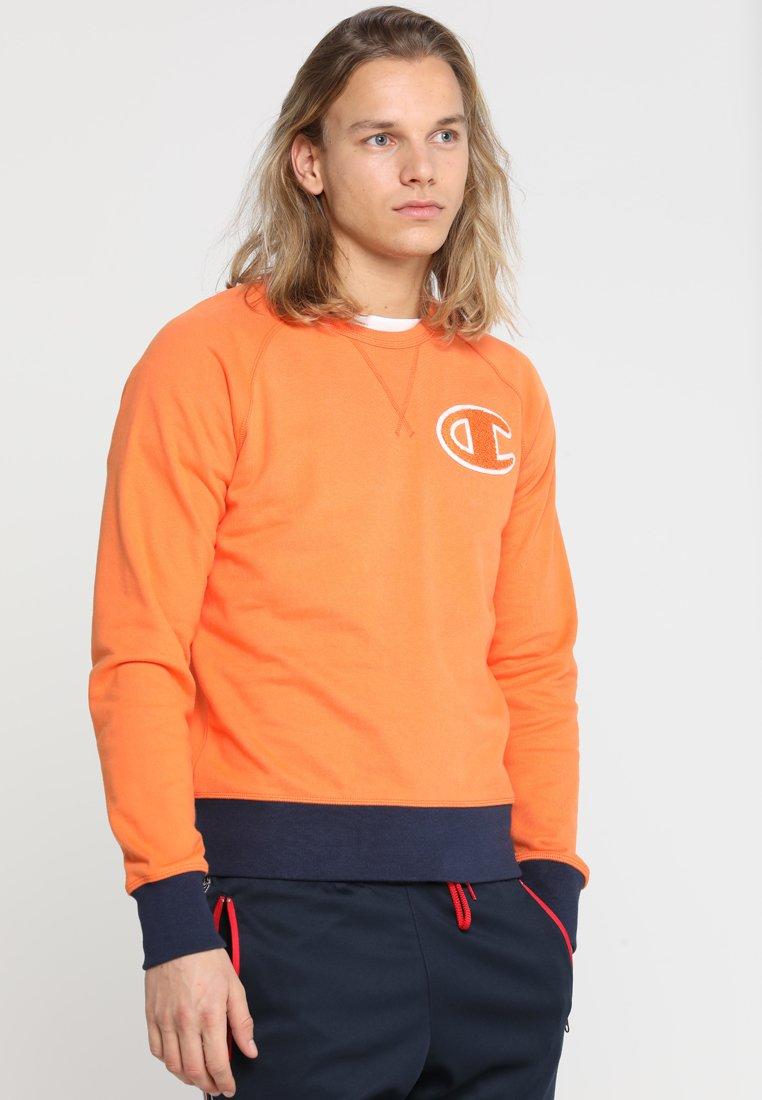 Champion - CREWNECK  - Sweater - orange