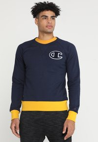 Champion - CREWNECK  - Sweater - dark blue - 0