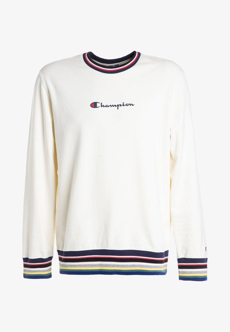 Champion - CREWNECK - Sweatshirt - off white