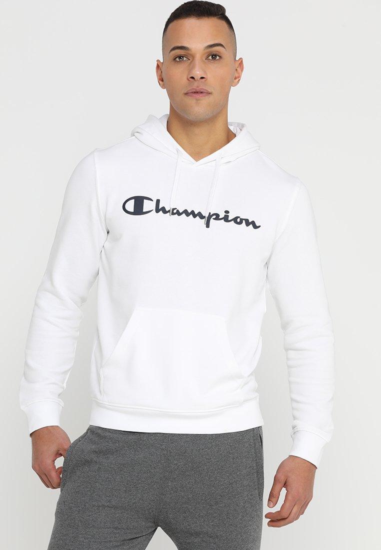 Champion - HOODED  - Hoodie - white