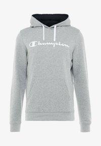 Champion - HOODED  - Kapuzenpullover - oxi grey melange - 4