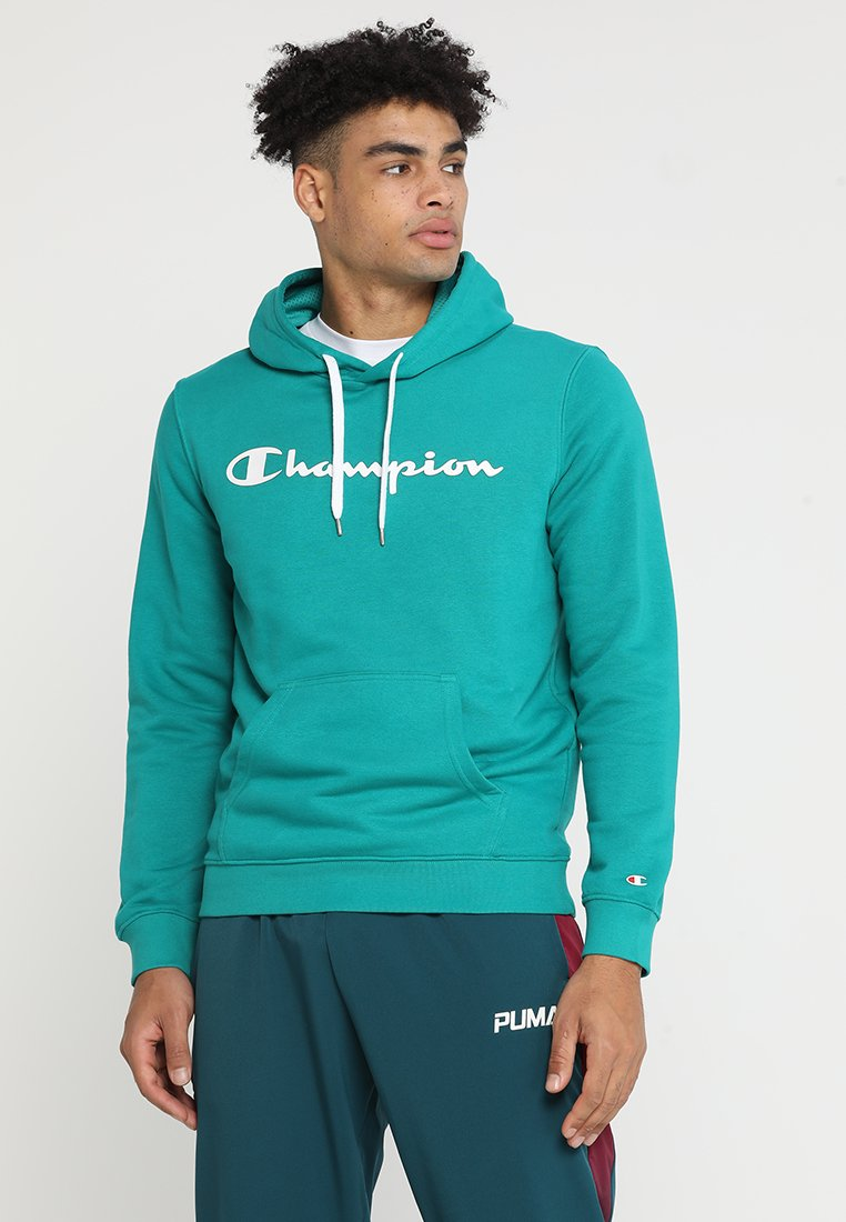 Champion - HOODED  - Kapuzenpullover - green