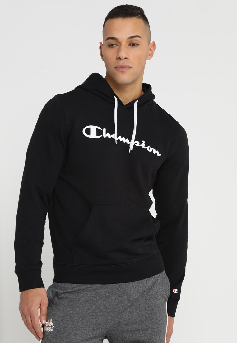 Champion - HOODED  - Sweat à capuche - black