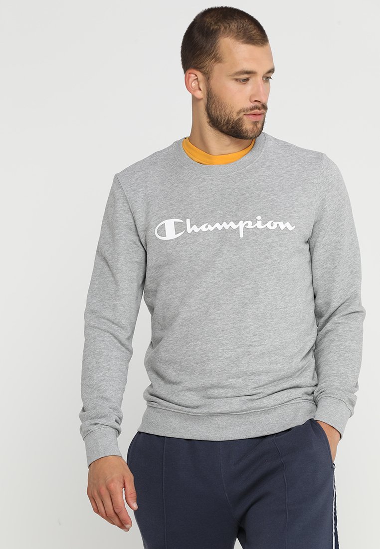 Champion - CREWNECK - Sweater - grau