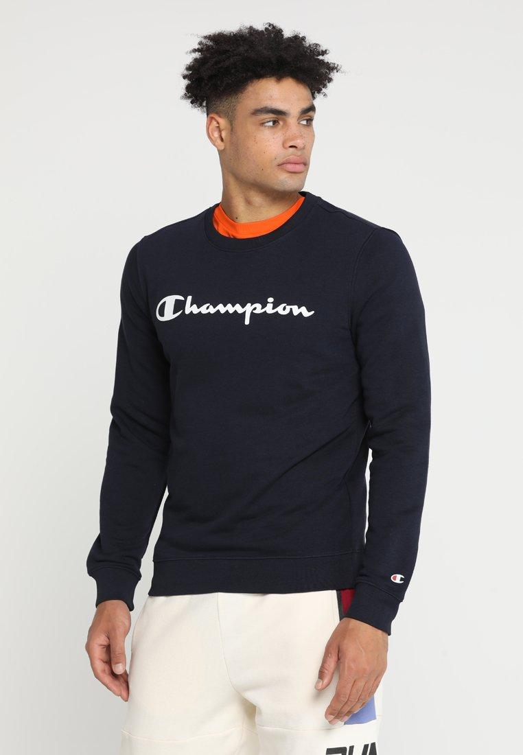 Champion - CREWNECK - Sweater - dark blue