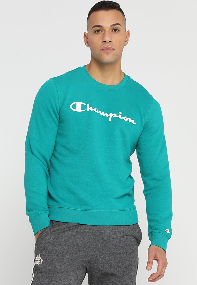 Champion - CREWNECK - Sweater - green