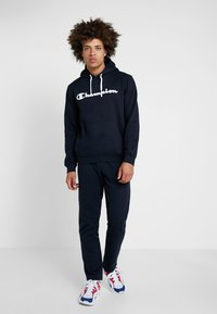 Champion - HOODED - Hoodie - dark blue - 1