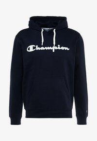 Champion - HOODED - Hoodie - dark blue - 4