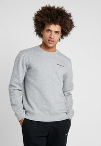 Champion - CREWNECK  - Sweatshirt - grey - 0