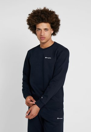 CREWNECK  - Felpa - dark blue/white
