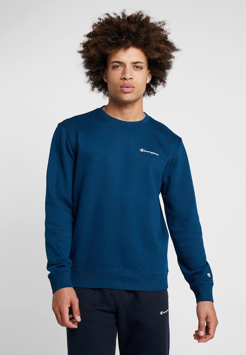 Champion - CREWNECK  - Sweatshirts - royal blue