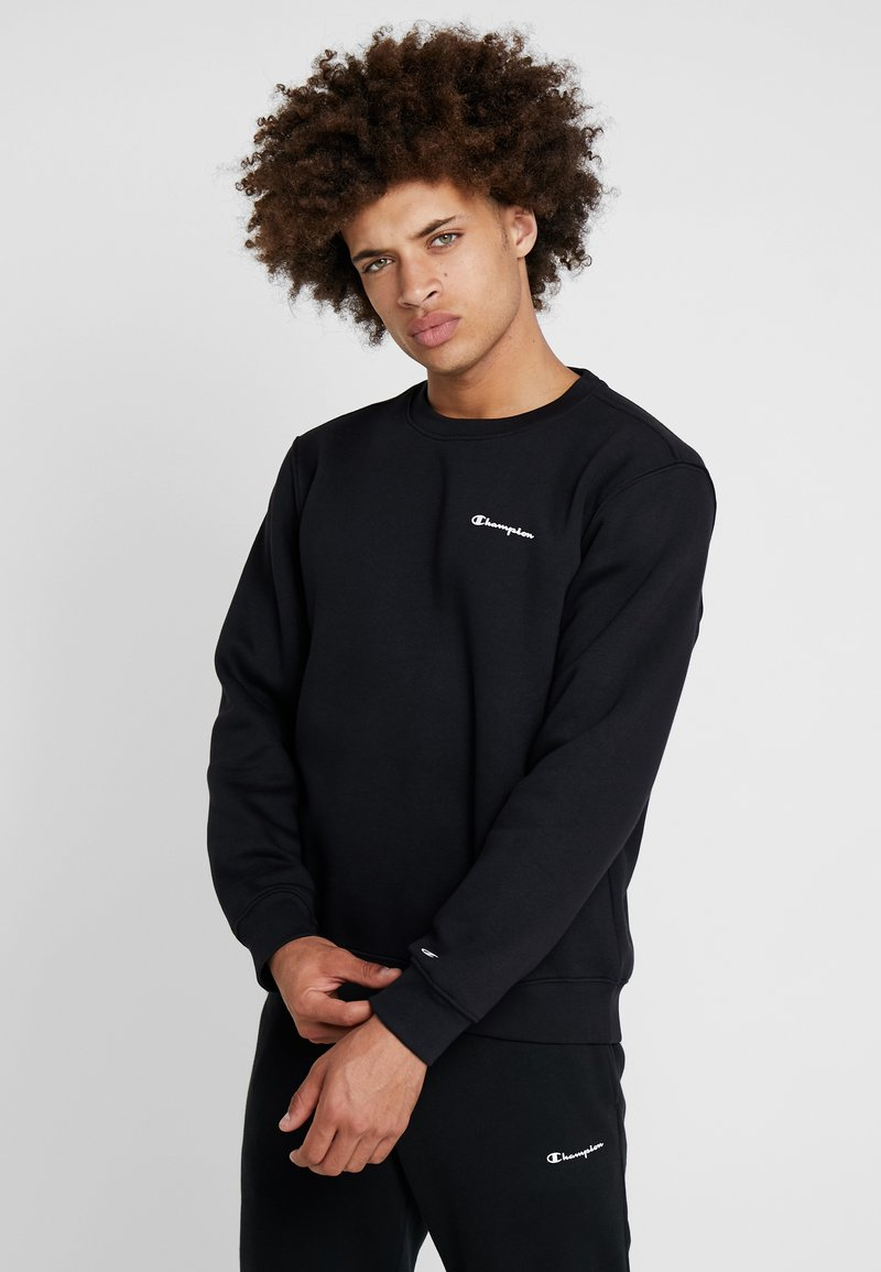 Champion - CREWNECK  - Sweater - black